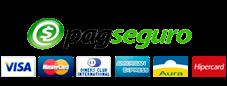 PagSeguro / Bandeiras cartões
